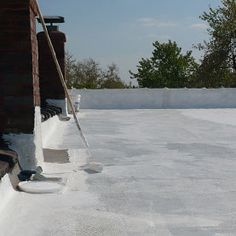 Cool Roofs May Have Side Effects On Regional Rainfall    Rooftops With  Reflective Paint Reduce