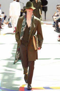 Burberry Prorsum Spring 2015 | Men's London Fashion Week