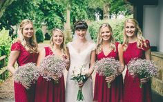 Susie and Jamie�s Hessium and Pink Country Yorkshire Wedding. By Neil Jackson Photographic