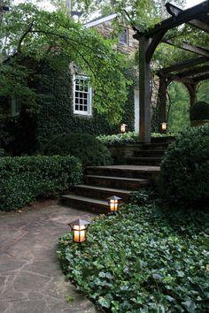 A #borostyánfal szép díszítőeleme lehet kertünknek, teraszunknak, de a kopár házfalakon is rengeteget tud javítani az összefüggő gyönyörű #zöld #növényzet látványa, mely télen is megőrzi szépségét.  #zöldfalkert #borostyanfal #hederapanel #hedera #greenwall #kerteszet #borostyan #zoldfal #növény #térelválasztó #kert