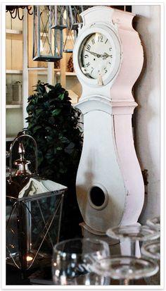 swedish grandfathers clock