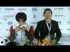 Tatsuki Machida(JAPAN)「L'Oiseau de feu」 Cup of China2012