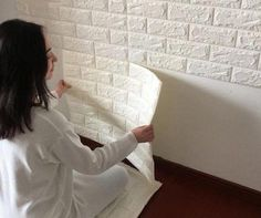 Soundproof Insulating Wall Stickers - These 3D Self-Adhesive Wall Stickers Add Visual Decor Appeal (GALLERY)