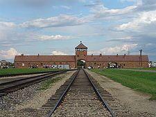 Auschwitz..a true place of horror.