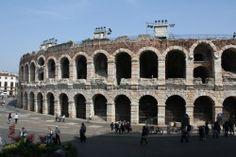 Amphitheatre of Verona  -- Ancient #History Encyclopedia