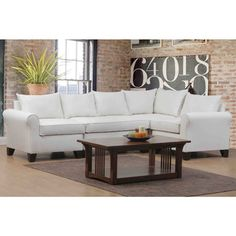 belle meade 4piece sectional overstock shopping big discounts on sectional sofas