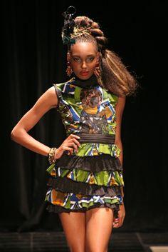 """Cote Minou @Absoler Bsoler Fashion 2010 #fashion #africanfashion #pr #luxury #africafashionweek  7:00PM Broad Street Ballroom | 41 Broad Street | New York, NY 10004  #AdireeSpecialEvents www.adiree.com/about  www.africafashionweekny.com """""""