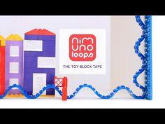 Vintage Nimuno Loops The Toy Block Tape Indiegogo