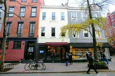 Loveeee Greenwich Village, NY... especially the street food on MacDougal St!