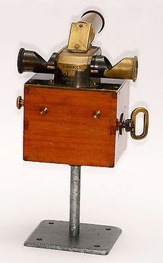 Appareil de laboratoire Simmance & Abaday - Flicker Photometer (UK 1902) 4