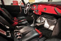 1965 356 SC Outlaw Coupe STREET/RACE | Sloan Cars