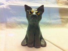 $7.50 Silver magic cat