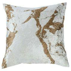 Beautiful velvet pillow - One Kings Lane