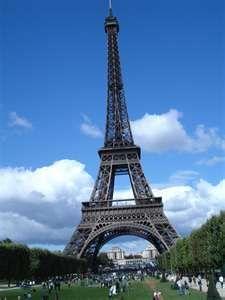 Eiffel Tower- Paris#ridecolorfully