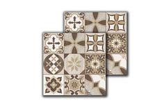 A beleza do ladrilho com a fácil manutenção da cerâmica. Em cena, nosso HD-50120 | 50x50cm | Acetinado #incefra #ladrinho #pisoceramico #piso #linhahd #tecnologiahd #revestimento #ceramica #decor #inspiracao