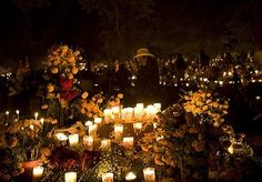 Go to Day of the Dead festival in Mexico