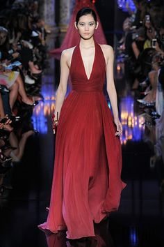 Elie Saab Fall-winter 2014-2015 - Couture