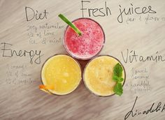 Toe aan een vitamineboost? Begin de dag goed en maak zelf de lekkerste en gezondste fruitsappen en smoothies.   Ananassap Dit heb je nodig: 200 g ananasblokjes * 250 ml limoendrinkyoghurt * 250 ml verse ananassap * blender Zo…