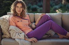Vezi colectia de pijamale Uniconf pentru iarna Comfy Pajamas, Pajamas Women, Babydoll Sheep, Pajamas For Women