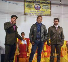 Award for the best music director, from Adivasi Seba Mission(22/Dec/2014)