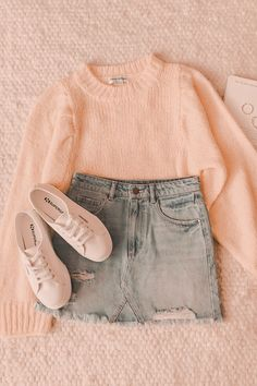 Teenage Outfits, Cute Comfy Outfits, Cute Outfits For School, Teen Fashion Outfits, Cute Casual Outfits, Grunge Outfits, Look Fashion, Summer Outfits, First Day Of School Outfit
