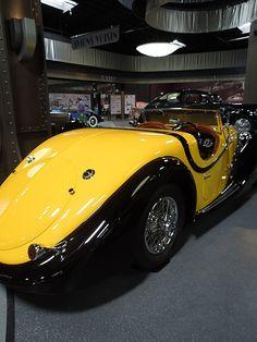 1934 Voisin Type C27 Roadster 2