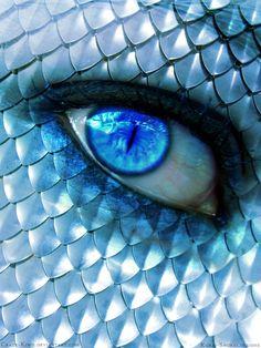 Water Eye by Crazy-Kiwii on deviantART