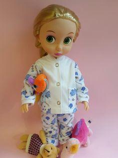 Clothes for doll. #disneydoll #animatorsdoll#clothesfordoll#одеждадлякукол#куклыдисней#принцессыдиснея #