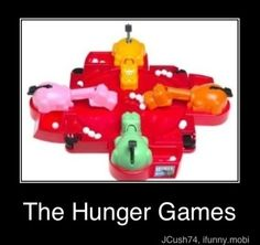 hungry hungry hippos fight to the death! lol