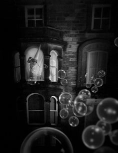 Bubble dream by Marta Orlowska