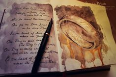 The One Ring by Kinko-White.deviantart.com on @DeviantArt