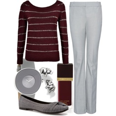 """""""Teacher Outfits on a Teacher's or Medical Clerk's budget"""" polyvore"""