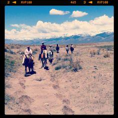 Staff ride at Zapata Ranch, Colorado. #ZapataRanch