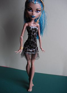 Handmade Monster High Clothes for Nefera de Nile by MonstaFashion, €5.55