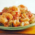 Enchilado de Camerones (Deviled Shrimp) Recipe | MyRecipes.com