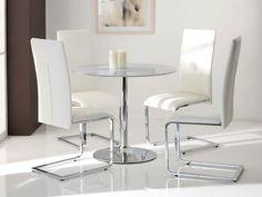 61 Best Glass Table Set Images Glass Table Set Dining Sets Desk
