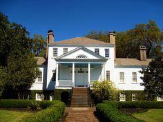 Harrietta Plantation House  - Charleston County, South Carolina