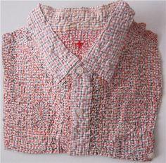quilt for the upper torso [with paternal resonance] - john parkes