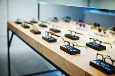 Optical Shop Displays New Optical Shop Design Ideas - Eyewear Store Interior Design, Optical Shop Design Ideas Design Blog, Store Design, Design Ideas, Optic Shop, Eyeglass Stores, Eyewear Shop, Glasses Shop, Sunglasses Store, Frame Display