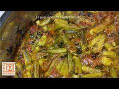 Συνταγή για μπάμιες λαδερές (μόνο μουσική) - ηχωμαγειρέματα - YouTube Green Beans, Vegetables, Food, Meal, Eten, Vegetable Recipes, Meals, Veggies