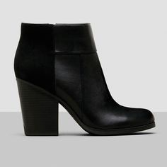 MIGHT FREE ANKLE BOOTIE - BLACK MULT by KENNETH COLE NEW YORK