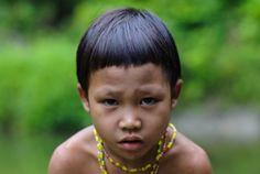 Mentawai boy