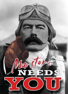 Manston Needs You! Save Manston Airport.