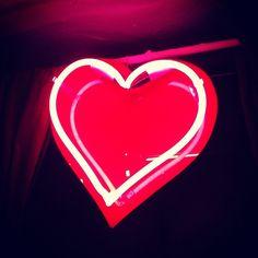 Neon heart #neon #heart