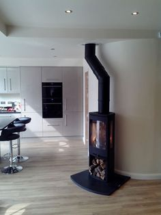 Woodburner Stove Installations by the Woodburner Company