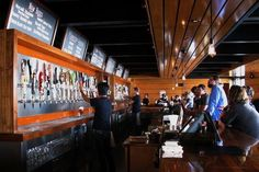 Cheers to America's best beer bars - including The Mitten Bar in Ludington (via nbcnews.com)