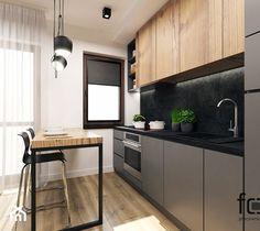 Kitchen Furniture, Kitchen Dining, Kitchen Decor, Kitchen Cabinets, Modern Kitchen Interiors, Modern Interior, Home Interior Design, Kitchen Room Design, Interior Garden