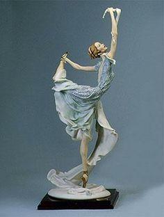 Giuseppe Armani Ballerina Pirouette (2002 Retirement)