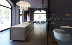 Steininger-designers » Showroom » Wien Luxury Interior, Interior Design, Vienna, Showroom, Kitchen Design, Loft, Architecture, Designers, Kitchens