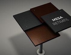 "Check out new work on my @Behance portfolio: ""Mesa Retrátil - Cinema 4D"" http://be.net/gallery/46501771/Mesa-Retratil-Cinema-4D"